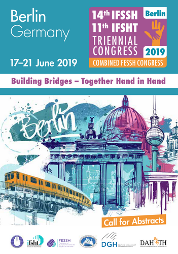 IFFSH IFSHT 2019 Save the Date flyer