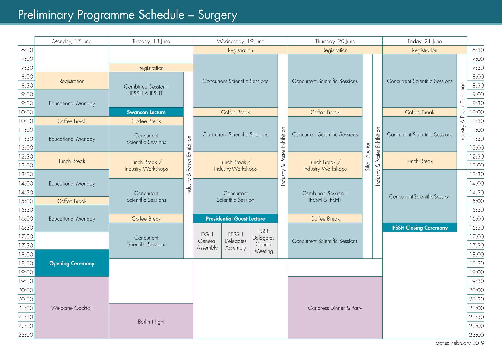 Schedule Surgery